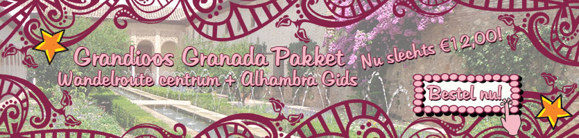 Banner-Granada-pakket