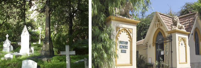 Cementario Inglés Malaga