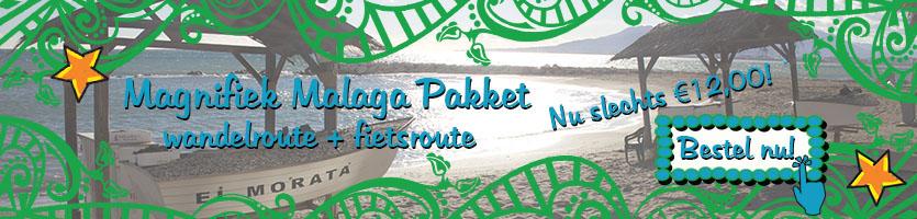 Banner Malaga pakket