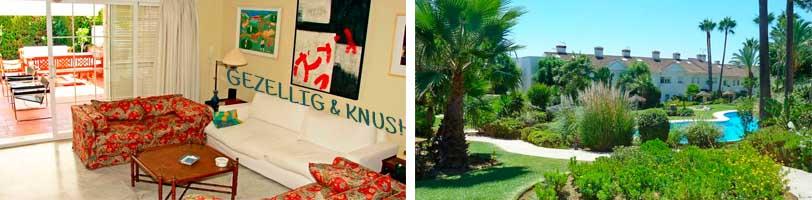 Holiday home Jardines del Golf Estepona